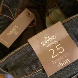 Chico's So Slimming Jean's